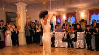 Начало банкета грузинской свадьбы (фрагмент)
