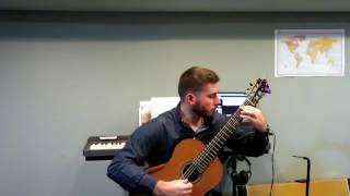 Guitar Cover: Chrono Trigger - Corridors of Time