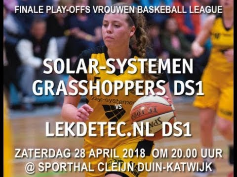 Solar-systemen Grasshoppers - Lekdetec.nl Bemmel, game 1