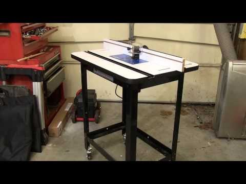 7 step guide to building a homemade router table toproutertables greentooth Gallery