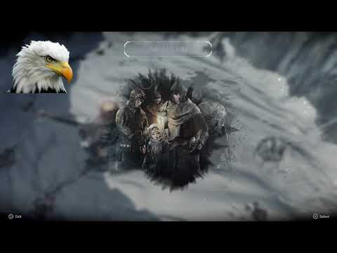 Playing a game that's interesting| FrostPunk |
