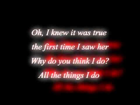 Mohombi - I love you LYRICS