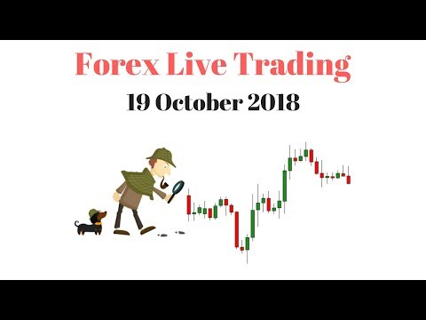 Forex Live Trading with Real Money - Spread and Liquidity