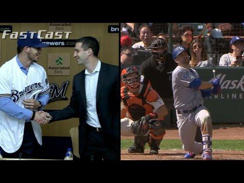 MLB.com FastCast: Brewers introduce Grandal - 1/15/19
