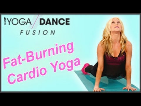 Fat-Burning Cardio Yoga WorkoutSydney Benner: Yoga Dance Fusion