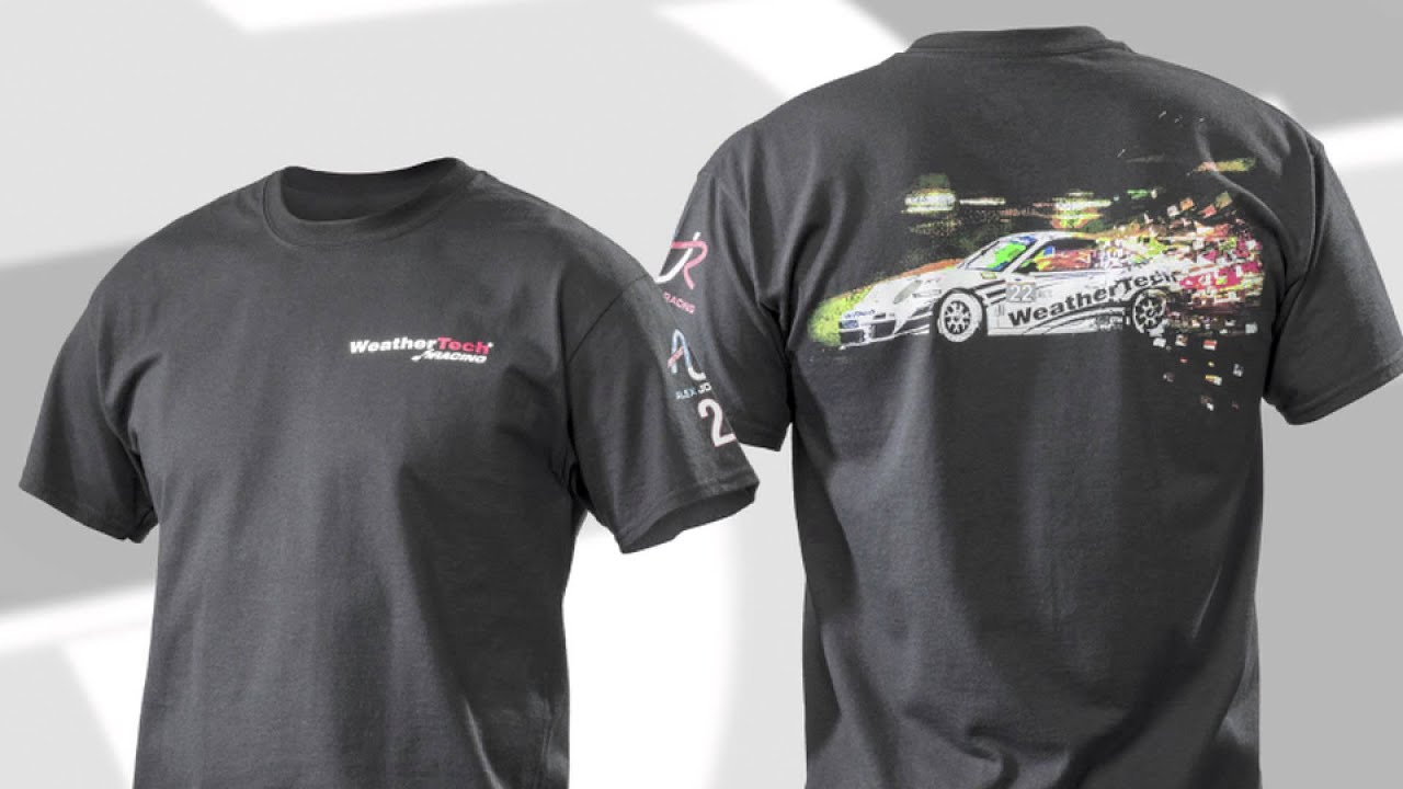 weathertech racing gear  product information