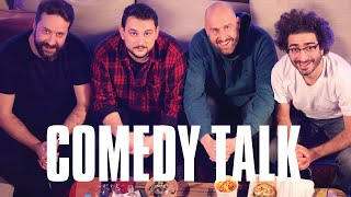 Comedy Talk - Episode 4