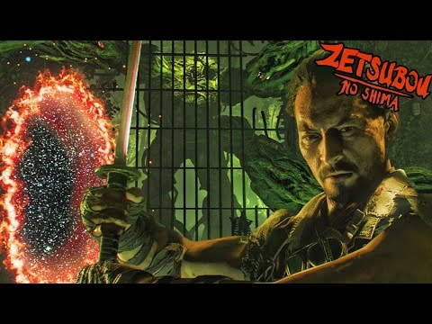 """ZETSUBOU NO SHIMA"" Main Easter Egg GUIDE/Tutorial - 8 Minutes (Black Ops 3 Zombies SOLO & COOP)"