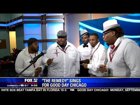 'The Remedy' uses talent to bring good to Chicago