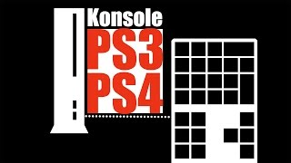 Tastatur an PS3 und PS4 anschließen und einrichten