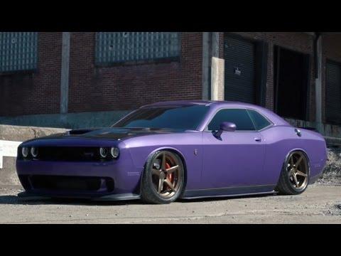 Velgen Classic5 Wheels On Dodge Challenger Hellcat Youtube