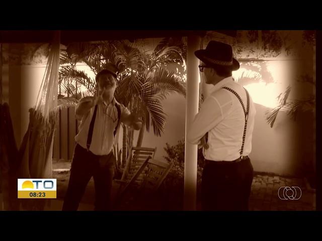 Bom Dia Tocantins  Espetáculo transmitido pela internet conta a trajetória política de Grac