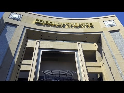Dolby Theatre Hollywood 4K