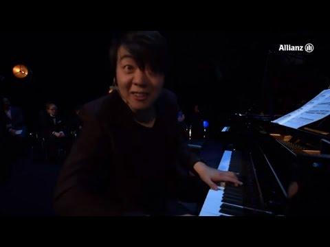 Lang Lang - Liszt  La Campanella Master class 2016