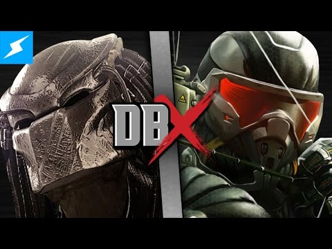 Predator VS Prophet from Crysis | DBX