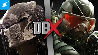 DBX: Predator VS Prophet from Crysis