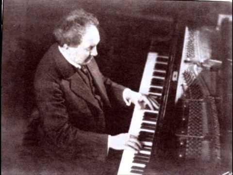 Liszt              La Campanella       Godowsky   Rec 1913
