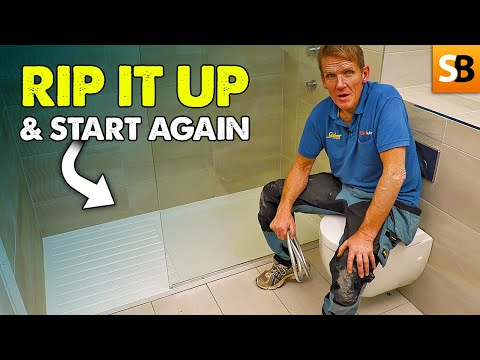 Shower Horror Show Part 2 - What Happened Next?