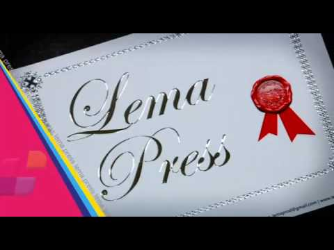 Lema Press: Inking Ideas To Life In Ghana With 3D Printing