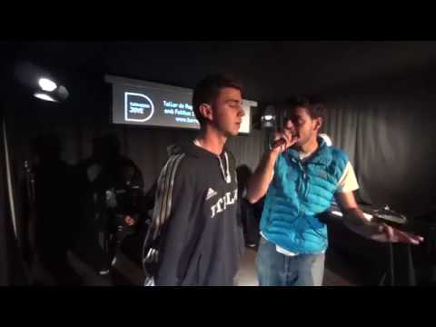 Soken vs DosK batallas de exhibición Kesse