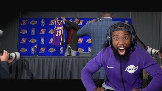 THE LAKERS DRAFTED ME! NBA 2K20 MyCareer Ep 10