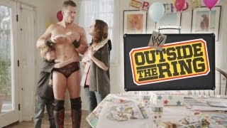 Outside the Ring - The Miz