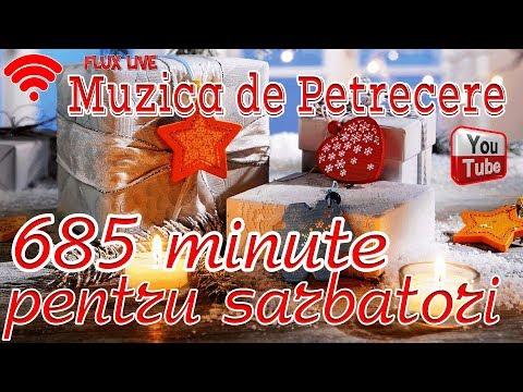 NONSTOP 2019 PLAY MUZICA DE PETRECERE ♫ ASCULTARI, HORE, SARBE, MUZICA DE CRACIUN SI ANUL NOU