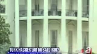Turk Hackerlar Beyaz Saray'a Saldırdı