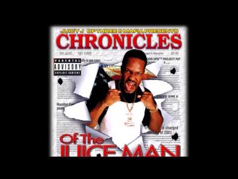 Chronicles Of The Juice man (Underground Album) 2002 - Juicy J