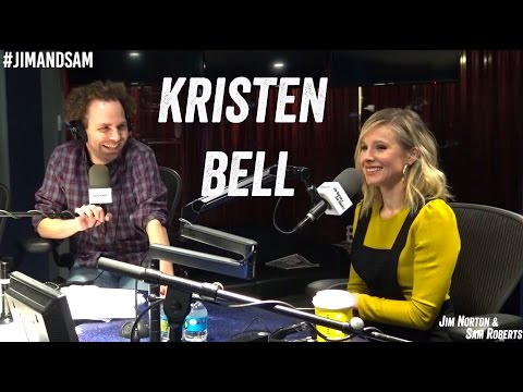 Kristen Bell - Chips Movie, Slothes, Marriage to Dax Shepard, Auditioning - Jim Norton & Sam Roberts