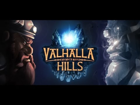 Valhalla Hills || Resource Management Strategy Game