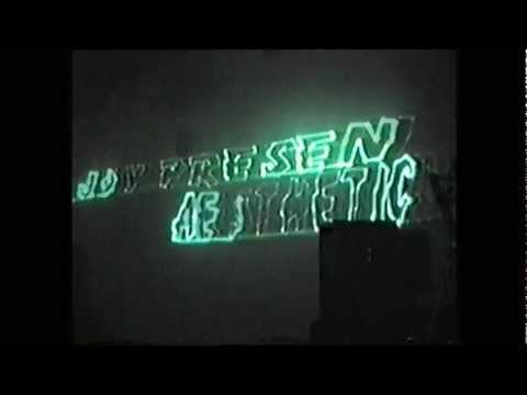 N.Z. Industrial Art Performance, Feat: Ministry Of Compulsory Joy (Clip 4)