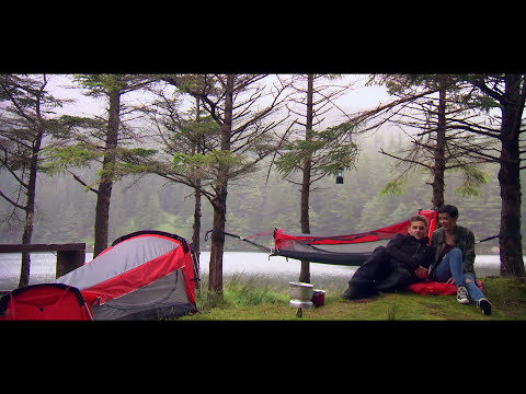 Four Outdoor Essentials In One Tent / Hammock   Crua Hybrid   YouTube