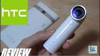 REVIEW: HTC RE - 16MP Waterproof Action Camera (2018)
