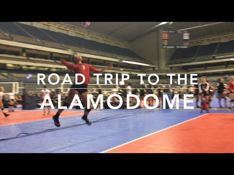 Road trip to the Alamodome!