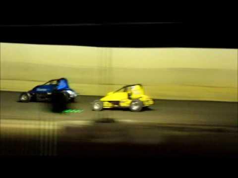 Sprintcars Wingless @ Marysville Raceway Park 9 3 16
