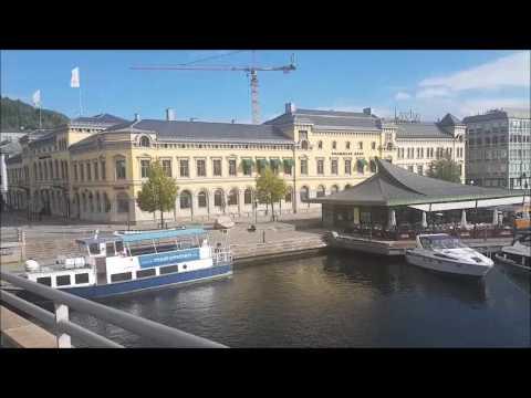 مدينة درامن النرويج   drammen norway