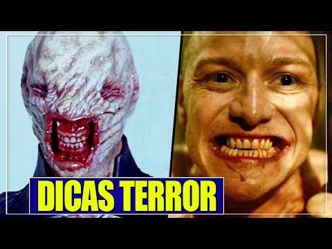 4 FILMES DE TERROR QUE VOCÊ PRECISA ASSISTIR!