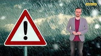 Wetter heute: Die aktuelle Vorhersage (03.02.2020)