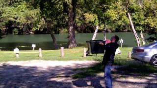 Boy Scout Troop 31, Austin, Tx October Campout - Catapult
