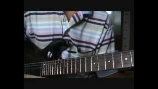!@#@#$!!$! ___ Evanesscense -- My Immortal guitar solo cover