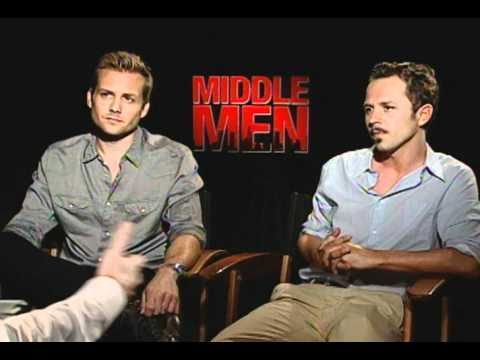 Middle Men Exclusive Gabriel Macht And Giovanni Ribisi Interview
