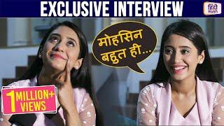Shivangi Joshi ने Mohsin Khan पर किया क्या COMMENT? Baaton Hi Baaton Mein  S01E05   YRKKH