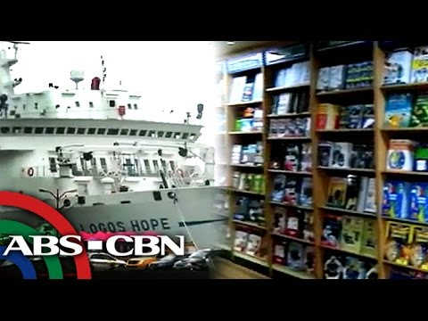 World's largest floating book fair arrives in the country