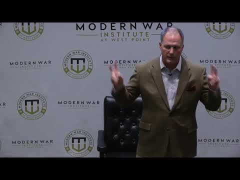 """Matt Larsen, the """"Father of Modern Army Combatives,"""" on How to Build Warriors"""