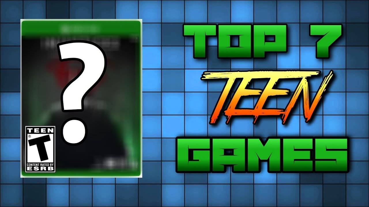 the best teen rated games youtube