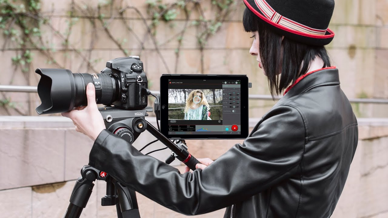first look manfrotto digital director youtube