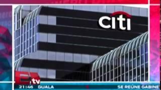 Citigroup descubre fraude en Banamex / Dinero