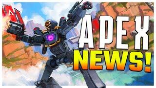 Secret Pathfinder BUFF + New Server Patch + Loba Tactical Update (Apex Legends News)