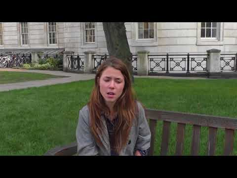 Why did you choose UCL Laws? // Eugenio Velasco and Allie Hearne, PhD students